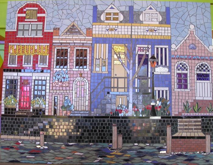 Mosaic Artist Spotlight 171 Specialtyartglass